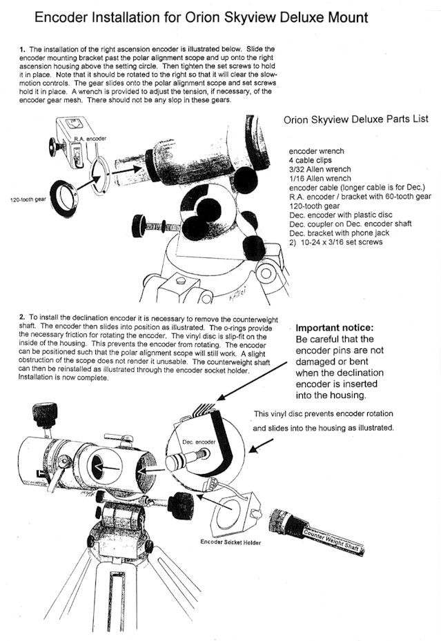 buy next generation computers for telescope guiding  ngc
